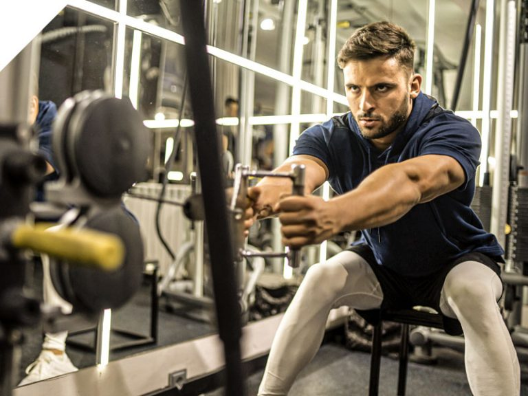 Workout and Muscle Recovery