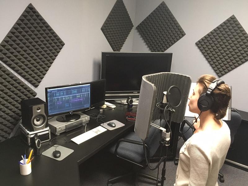 Drum Kit Studio Recording