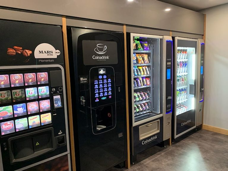 Finance Your Vending Machine Business