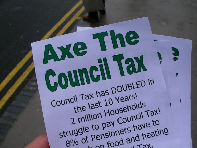Reclaiming Council Tax