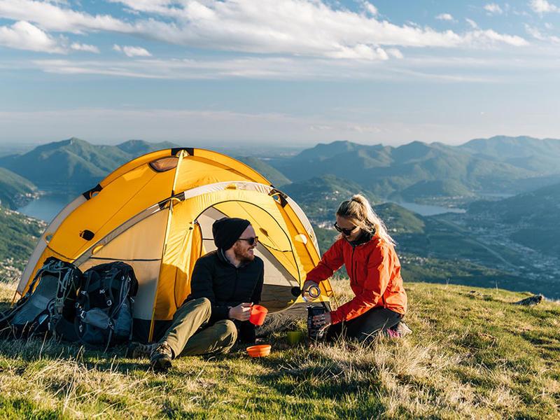 Camping: An Enjoyable Outdoor Activity