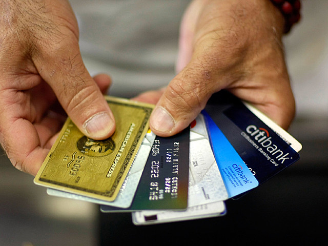 Business Credit Card Services